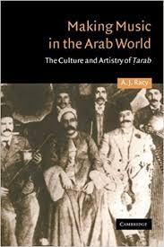 Review:  Making Music in the Arab World-The Culture and Artistry of Tarab by Ali Jihad Racy