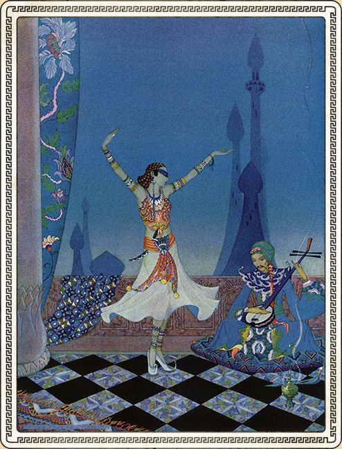 The Kismet of Shahrazad:  Fate and Transformation in the Tales from 1001 Nights