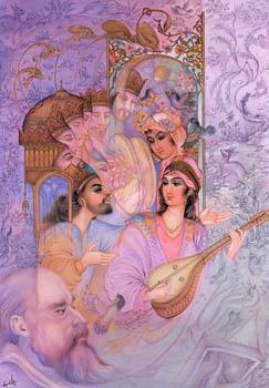 Music and Healing:  The Kurdish Music of Ostad Elahi