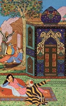 The Persian Social Graces of Ta'arof