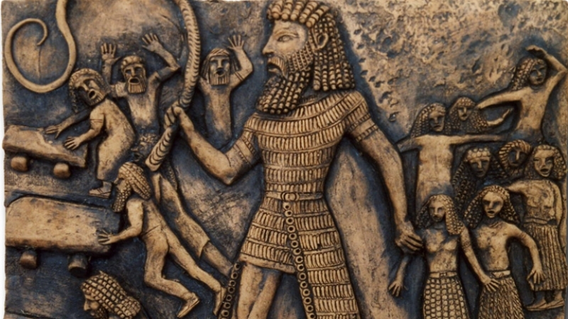 Review:  The Epic of Gilgamesh